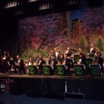 Band #1, the Georgia Big Band