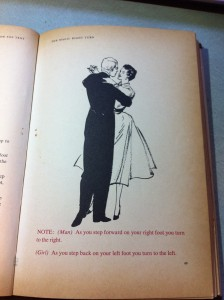 "1954: when men were men and women were ""girls."""