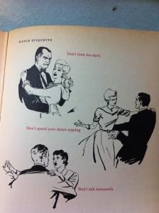 """""""Dance Etiquette"""""""